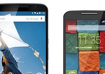 Nexus 6 vs. Moto X 2014: duelo do ano?