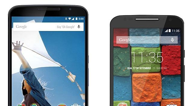 nexus 6 moto x 2014 comparison