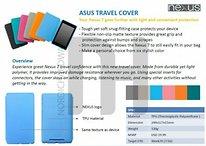 Acessórios oficiais para o Nexus 7 - Cases, Dock e Carregador Extra