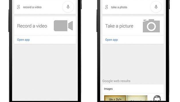 Google adiciona comandos de voz ao app de buscas para acionar a câmera do celular
