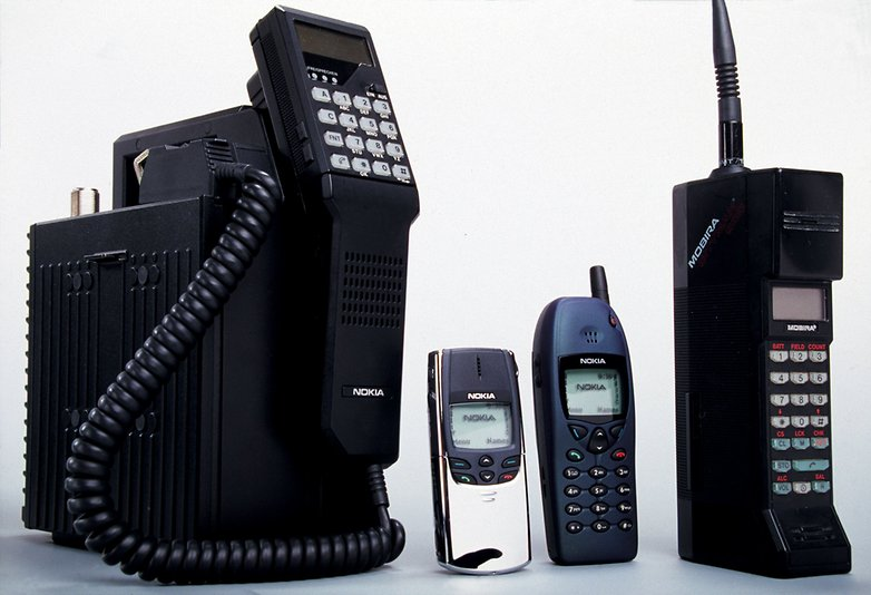 Nokia phones android