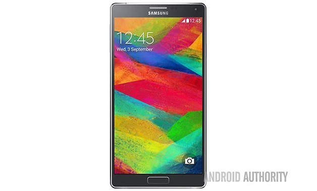 note 4 possible render
