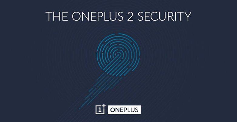 oneplus 2 finger print