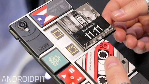 project ara back element
