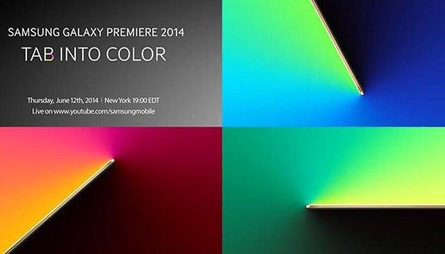 Nova linha de tablets da Samsung chegará dia 12 de junho