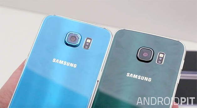 samsung gs6 gs6 edge comparacao