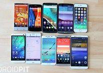 Ecco perchè grande display non significa grande smartphone!