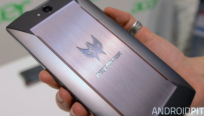 Acer Predator 6: o smartphone para os viciados em jogos!