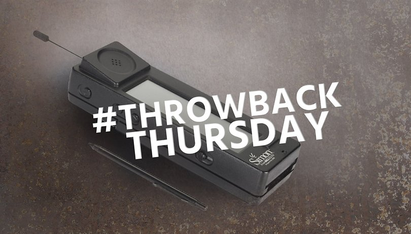 #TBT: This was my first smartphone – what was yours?