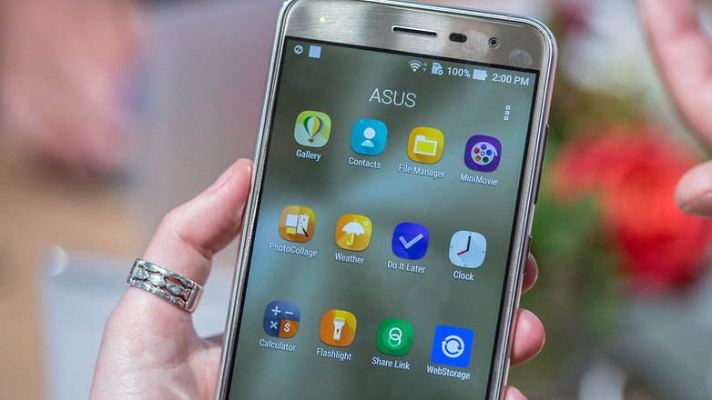AndroidPT asus zenfone 3 16