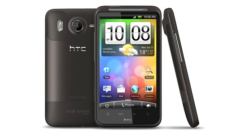 AndroidPIT HTC Desire HD