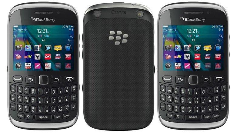 Blackberry Curve 9320 divulgacao
