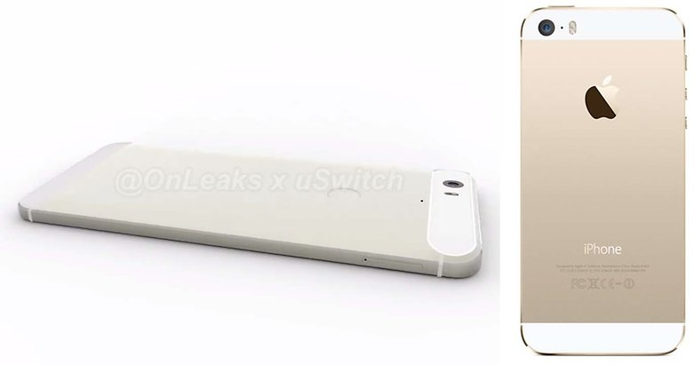 huawei nexus 6 2015 apple iphone 5S