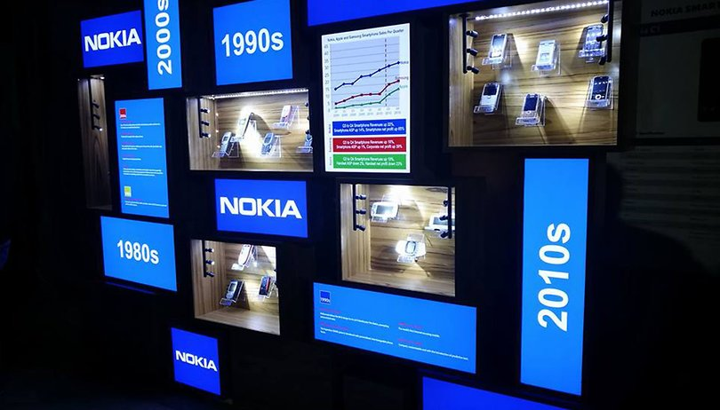Nokia has a rich history that has nothing to do with phones