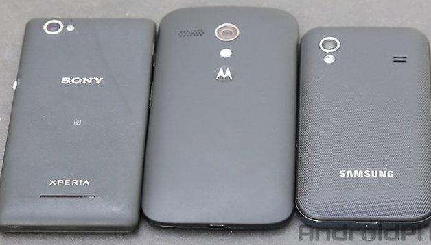 Sony e Samsung estão trabalhando em dispositivos para bater o Moto G