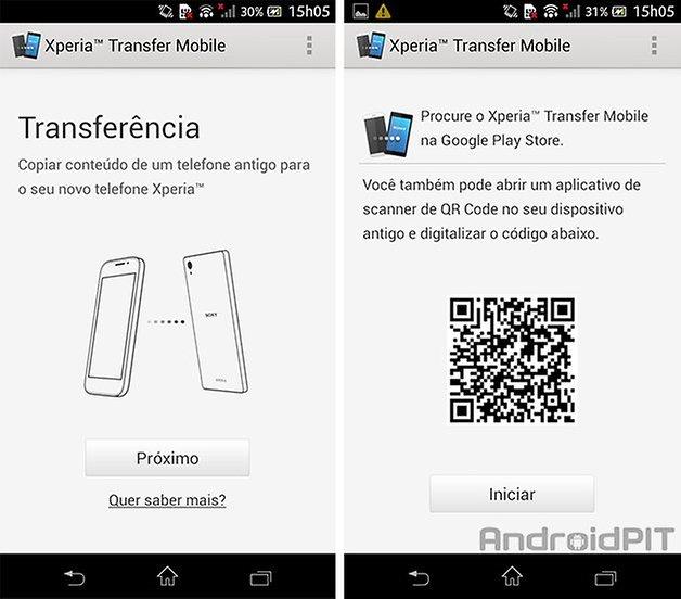 sony transfer app