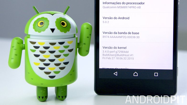 sony xperia z2 android lollipop close