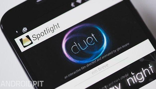 Duet: Motorola libera mais uma Spotlight para os smartphones da linha Moto