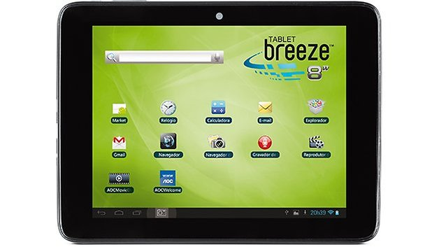tablet breeze8
