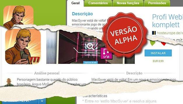 AndroidPIT: estão online as novas páginas dos aplicativos!