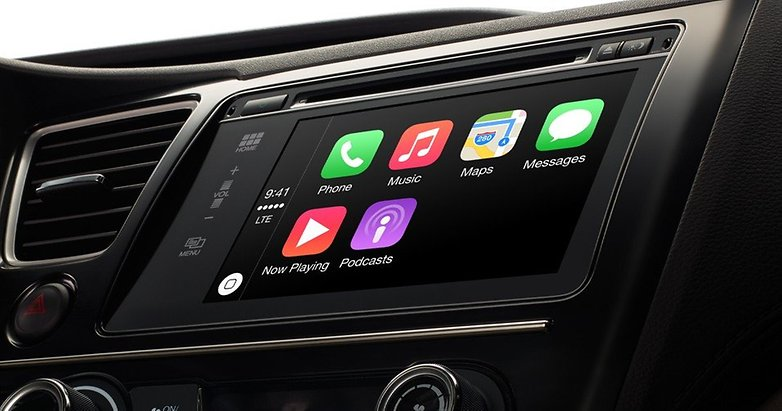 tela carplay simples