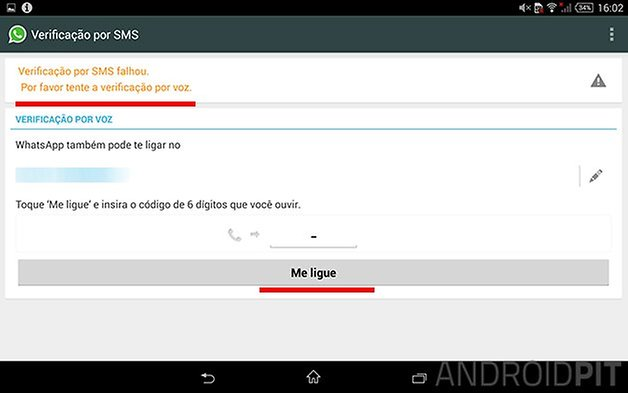 whatsapp tablet android 4