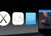 iOS 8 - aggiornamento presentato al WWDC 2014