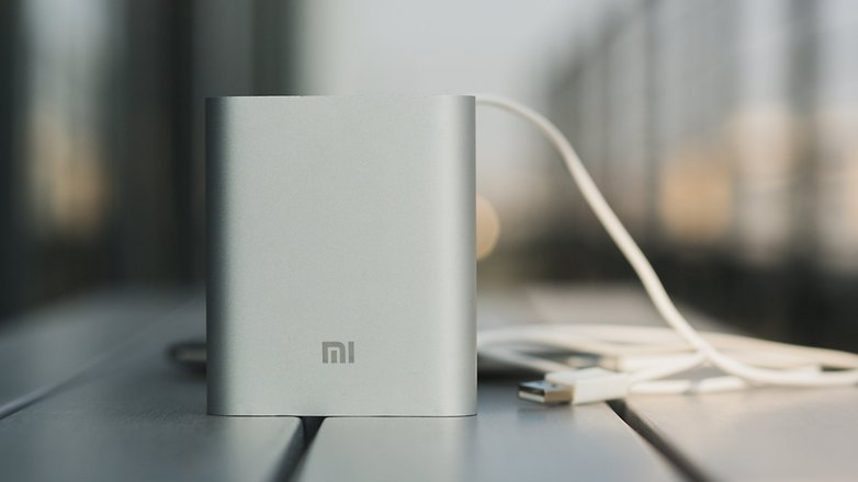 Xiaomi power bank 10400 cabo