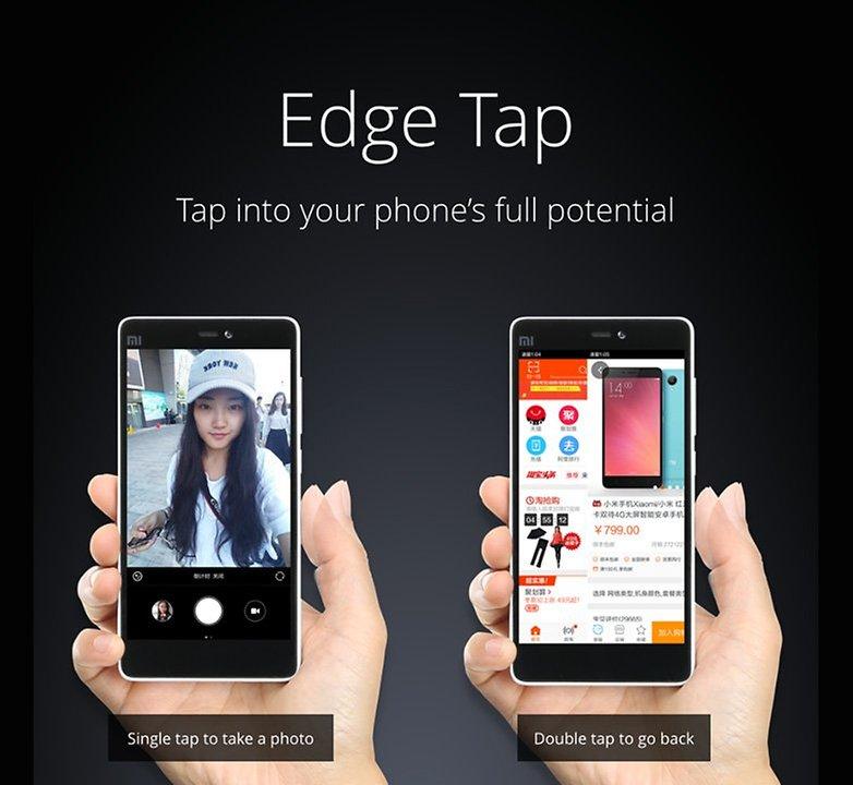 mi 4c edge tap