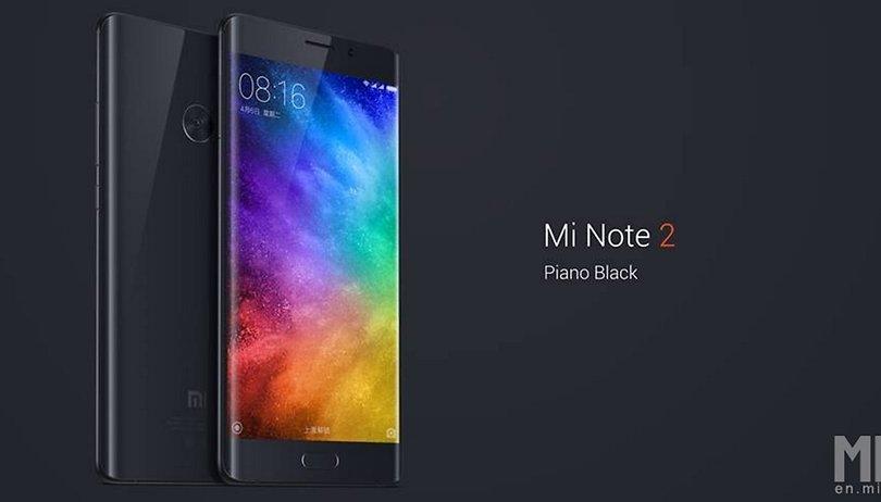 Mi Note 2 - A Xiaomi pode ter anunciado o melhor smartphone de 2016