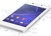 Xperia M2 Aqua - o primeiro smartphone de gama média à prova d'água da Sony