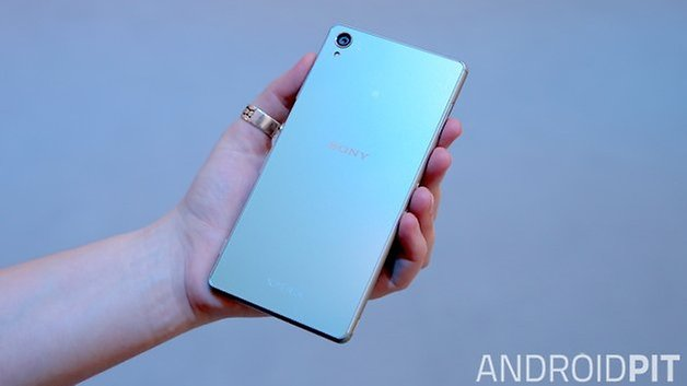 xperia z3 back side