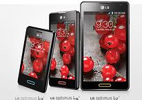 MWC 2013 - 3 nuevos smartphones de la serie LG Optimus L II