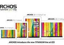 CES 2013 - Archos presenta su nueva línea de Tablets Titanium
