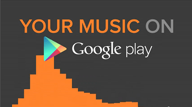 your music in google play