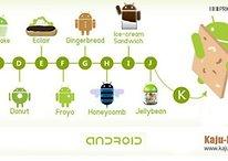 ¿Tendrá la próxima versión de Android el nombre indio Kaju Katli?