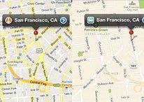 iOS cuida el diseño de sus aplicaciones más que Google