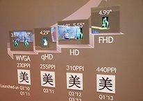 El Galaxy S4 tendrá una pantalla FullHD de 4,99 pulgadas