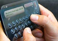 Tactus presenta un teclado real que emerge en la pantalla táctil