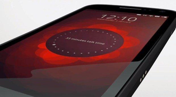 smartphone con ubuntu