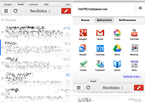 La web móvil de Gmail tiene nueva interfaz