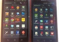 Sony Xperia SP - Aparece en unas fotos junto al Xperia V