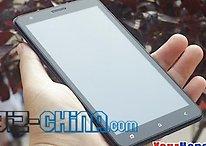 CarPad Note 5 F6: lo smartphone Android dual-core più grande al mondo