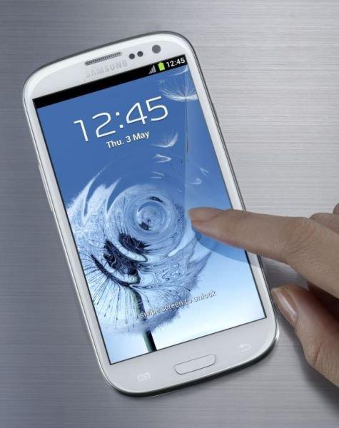Samsung Galaxy S3, foto3