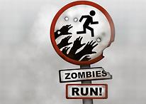 Zombies, Run! Correre inseguiti dai morti viventi, nel Play Store
