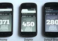 Dolphin sostiene di essere il browser per Android più veloce