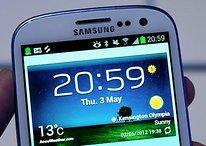 Samsung Galaxy S3 – Un aggiornamento ferma la ricerca universale