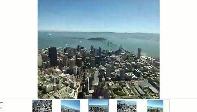 Guarda la strepitosa presentazione dal paracadute del Project Glass