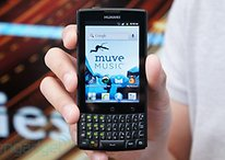 Huawei Ascend Q – Video Hands-on dell'Androide in stile Blackberry