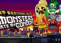 Monsters Ate My Condo - Unicorni rotanti e carlini robot sono in città